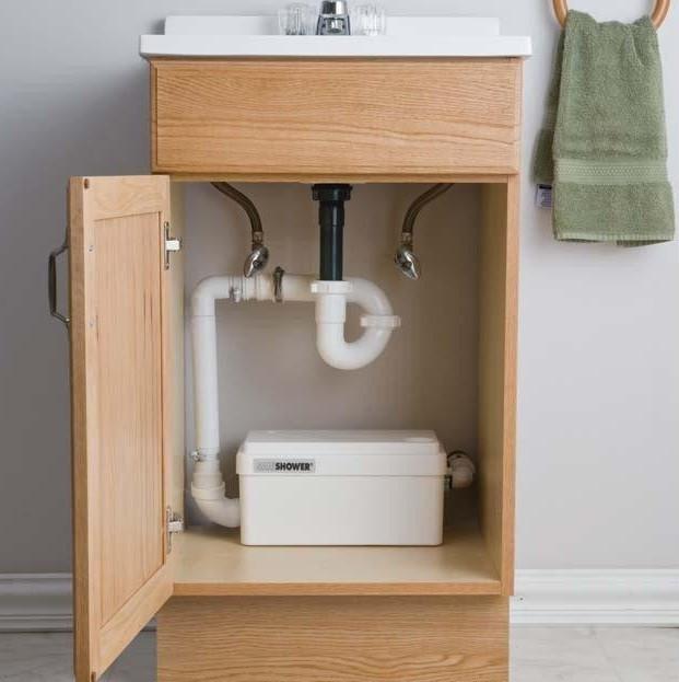 Kitchen Sink Macerator Pump